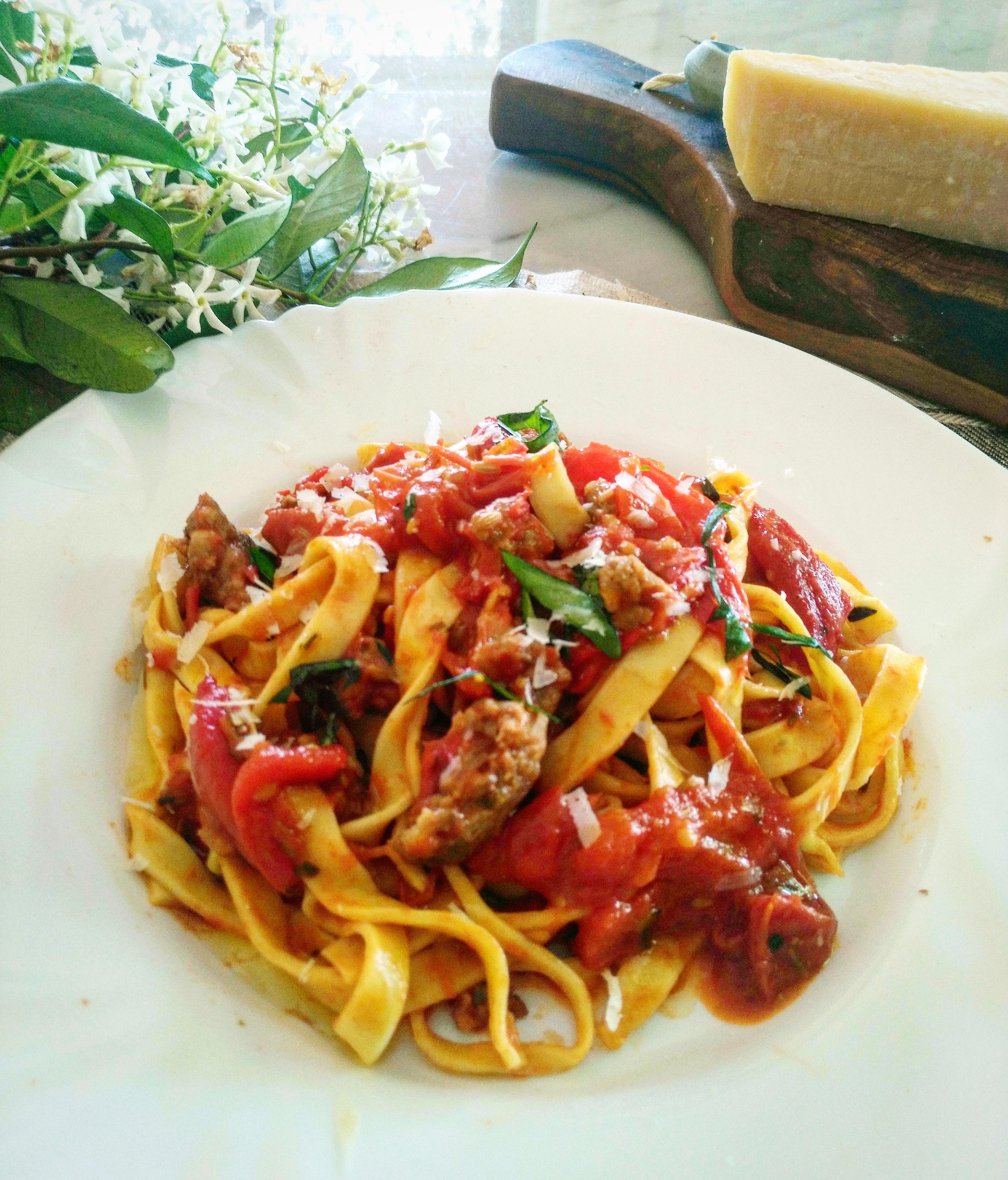 how to make fresh egg pasta